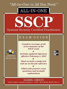 SSCP Systems Security Certified Practitioner All-in-One Exam Guide (Hardcover)-cover