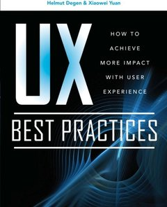 UX Best Practices How to Achieve More Impact with User Experience (Paperback)-cover