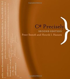 C# Precisely, 2/e (Paperback)-cover
