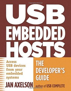 USB Embedded Hosts: The Developer's Guide (Paperback)-cover