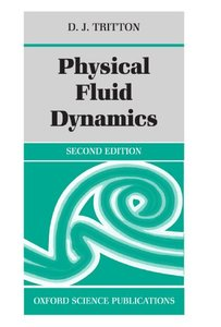 Physical Fluid Dynamics, 2/e (Paperback)-cover