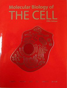 Molecular Biology of the Cell, 5/e-cover