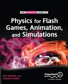 Physics for Flash Games, Animation, and Simulations (Paperback)-cover