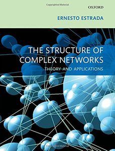 The Structure of Complex Networks: Theory and Applications (Hardcover)