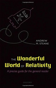 The Wonderful World of Relativity: A precise guide for the general reader (Hardcover)-cover