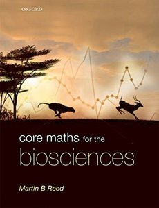 Core Maths for the Biosciences (Paperback)-cover