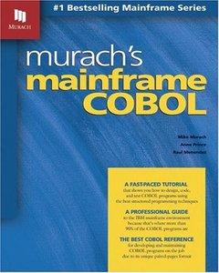 Murach's Mainframe COBOL (Paperback)-cover