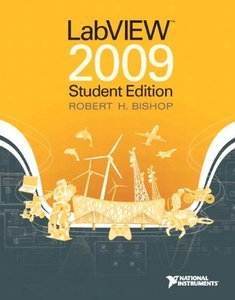 LabVIEW 2009 Student Edition (Paperback)-cover