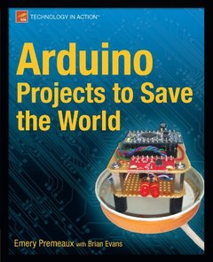 Arduino Projects to Save the World (Paperback)-cover
