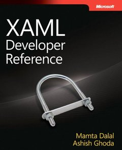 XAML Developer Reference (Paperback)-cover