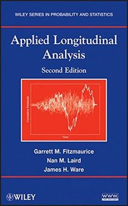 Applied Longitudinal Analysis, 2/e (Hardcover)-cover