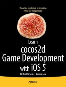 Learn cocos2d Game Development with iOS 5 (Paperback)-cover