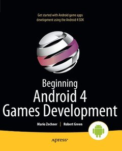 Beginning Android 4 Games Development (Paperback)-cover