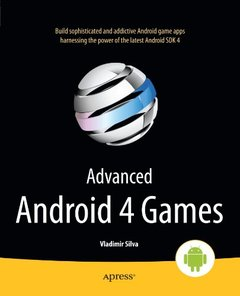 Advanced Android 4 Games (Paperback)-cover