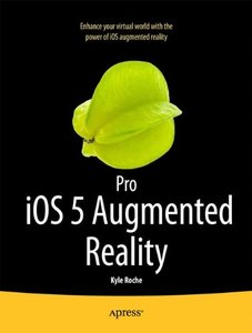 Pro iOS 5 Augmented Reality (Paperback)-cover