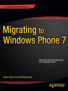 Migrating to Windows Phone (Paperback)-cover