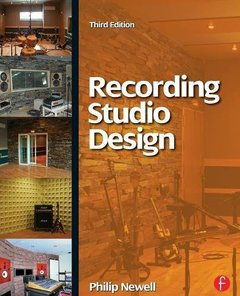 Recording Studio Design, 3/e (Paperback)
