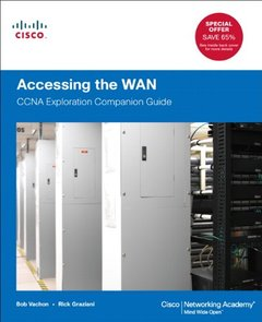 Accessing the WAN: CCNA Exploration Companion Guide (Hardcover)-cover