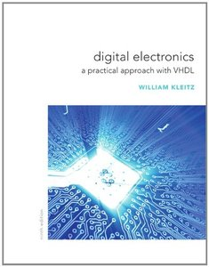 Digital Electronics, 9/e : A Practical Approach with VHDL (美國原版)-cover