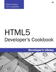 HTML5 Developer's Cookbook (Paperback)-cover