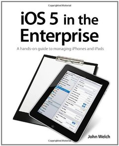 iOS 5 in the Enterprise (Paperback)-cover