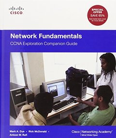 Network Fundamentals: CCNA Exploration Companion Guide (Hardcover)-cover