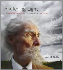 Sketching Light: An Illustrated Tour of the Possibilities of Flash (Paperback)-cover
