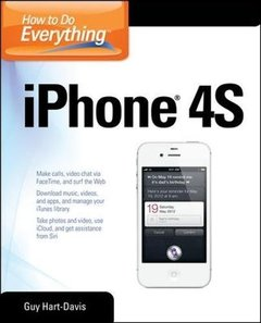 How to Do Everything iPhone 4S (Paperback)-cover