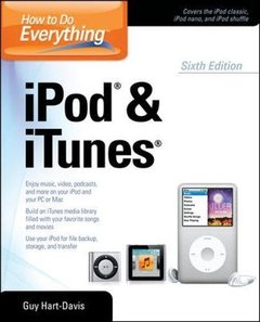 How to Do Everything iPod and iTunes, 6/e (Paperback)-cover