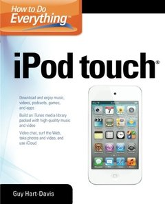 How to Do Everything iPod Touch (Paperback)-cover