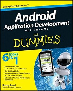 Android Application Development All-in-One For Dummies (Paperback)