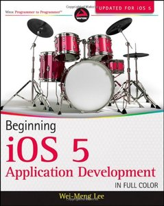 Beginning iOS 5 Application Development (Paperback)-cover