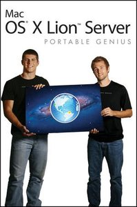 Mac OS X Lion Server Portable Genius (Paperback)-cover
