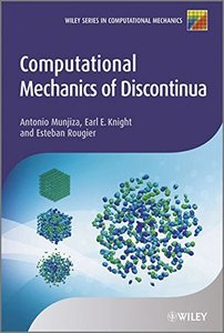 Computational Mechanics of Discontinua (Hardcover)(美國原版)-cover