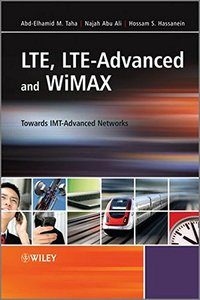 LTE, LTE-Advanced and WiMAX: Towards IMT-Advanced Networks (Hardcover)-cover