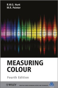 Measuring Colour, 4/e (Hardcover)-cover