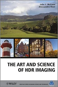 The Art and Science of HDR Imaging (Hardcover)-cover