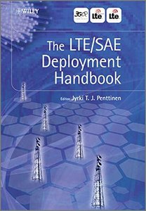 The LTE / SAE Deployment Handbook (Hardcover)-cover