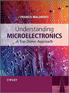 Understanding Microelectronics: A Top-Down Approach (Hardcover)-cover