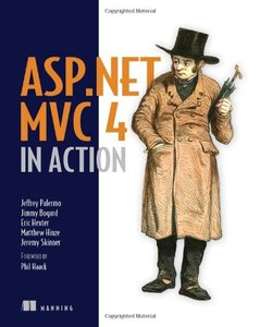 ASP.NET MVC 4 in Action, 3/e (Paperback)-cover