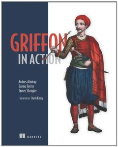 Griffon in Action (Paperback)-cover