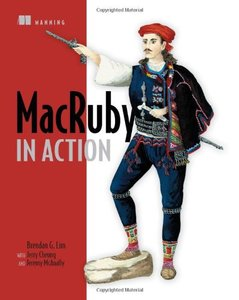 MacRuby in Action (Paperback)-cover