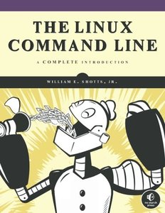 The Linux Command Line: A Complete Introduction (Paperback)-cover