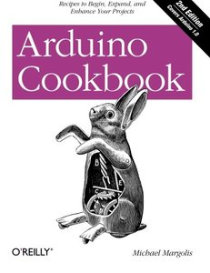 Arduino Cookbook, 2/e (Paperback)-cover