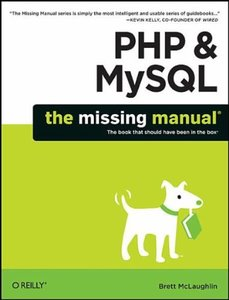 PHP & MySQL: The Missing Manual (Paperback)-cover