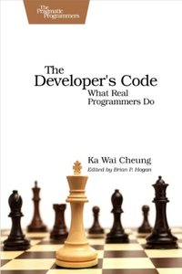 The Developer's Code (Paperback)-cover