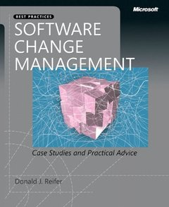 Software Change Management: Case Studies and Practical Advice (Paperback)-cover