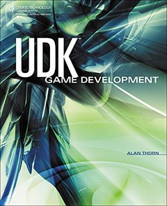 UDK Game Development (Paperback)-cover