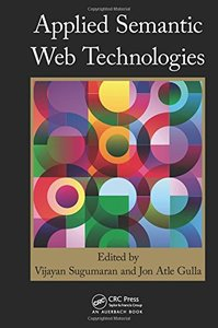 Applied Semantic Web Technologies (Hardcover)-cover