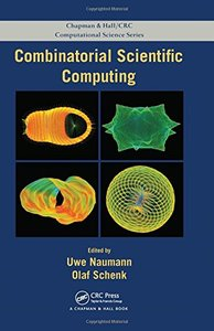 Combinatorial Scientific Computing (Hardcover)-cover